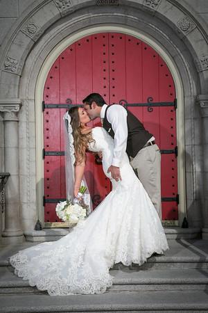 Thomas & Cammie Wedding 3-21-15