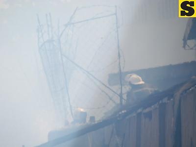 Subangdako, Mandaue City fire