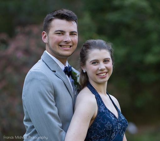 Jordan Corbett Prom 2019