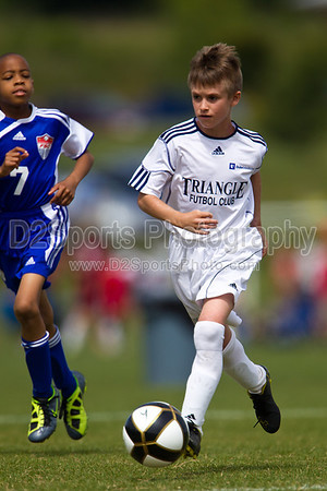 FSC 1 vs TFC FRANCE - BOYS 6V6 5/12/2012