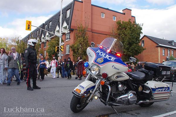 Ottawa Zombie Walk 2013