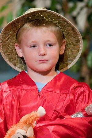 Kindergarten Graduation (7 Jun 2006)