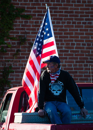 Veteran's Day Parade 2016 Evansville