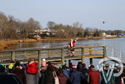 ORLEANS YACHT CLUB — pancake breakfast with . . . mrs. claus ~ santa by boat — Orleans, MA 11 . 24 - 2018