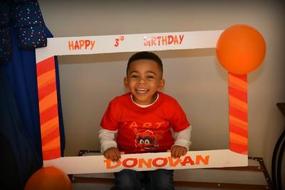 Donovan 3 year old
