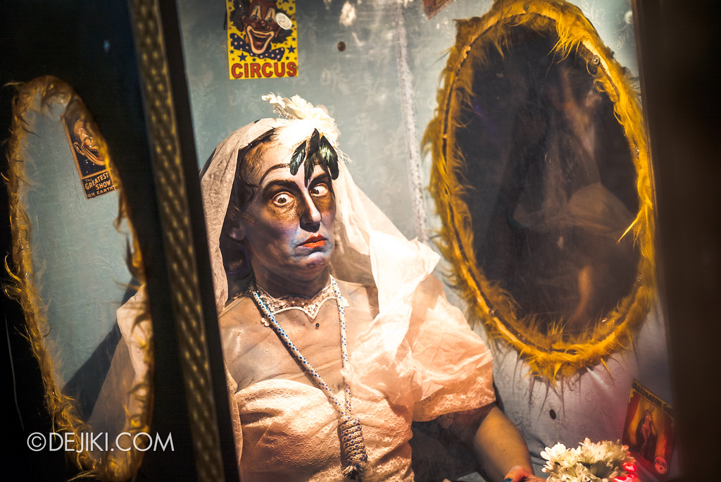 Singapore Night Festival 2018 – Performances / Automatarium (by David Berga) Corpse Bride Eye Trick