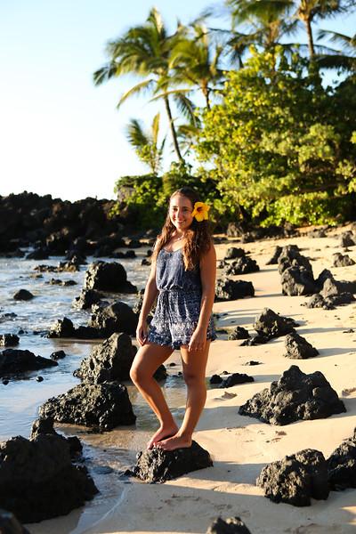 Natalie on Maui Jan 2017