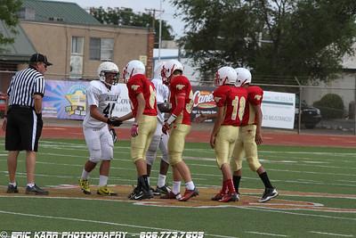 Coronado Freshman Red vsAmarillo