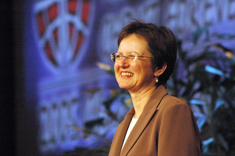 Nancy Arnison, Director, ELCA World Hunger Program