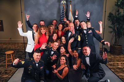 Hawaii US Army Reserve Ball 2018