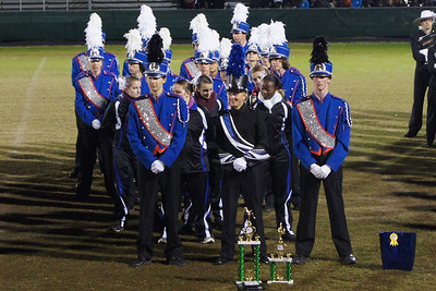Cary HS - 54th Cary Band Day
