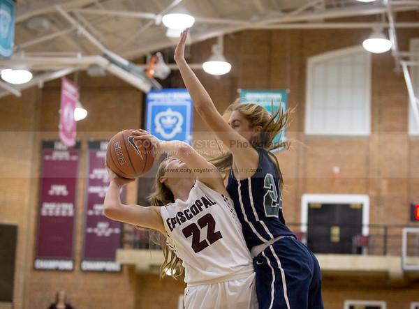 GIrls' Basketball - Flint Hill vs Episcopal