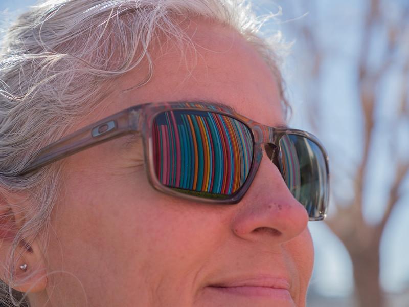 Pipe Dream shades.