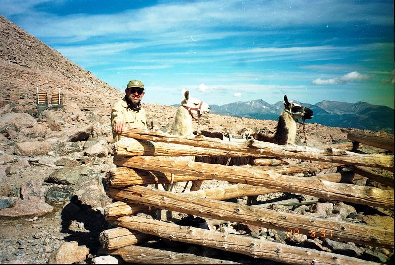 longs peak climb