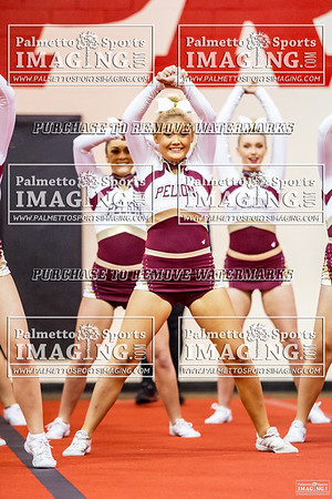 Pelion Varsity Cheer Tomahawk Classic