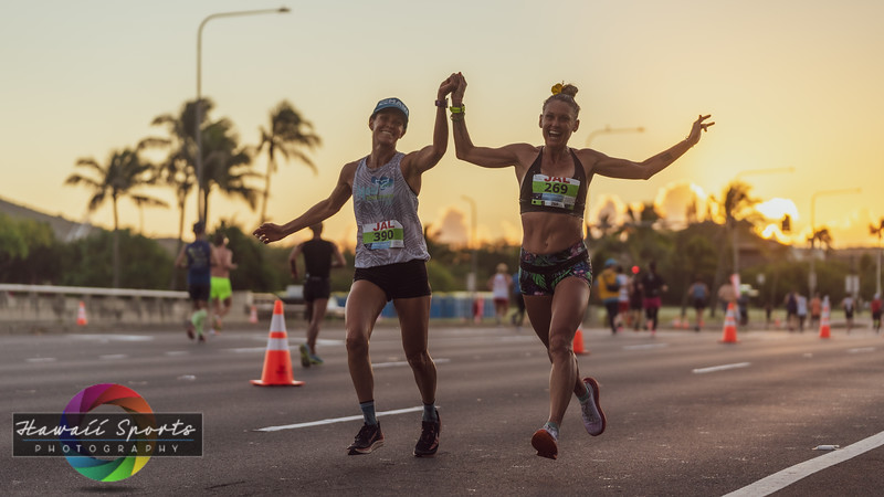2019 Honolulu Marathon