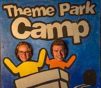 Theme Park Camp 2017