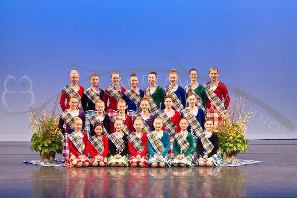 2012 Highland Dance Provincial Championship