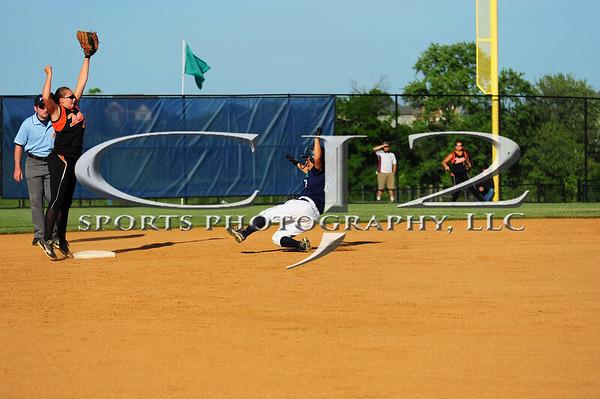 6-4-2013 Tabb at Woodgrove Softball (State Quarter-Final)