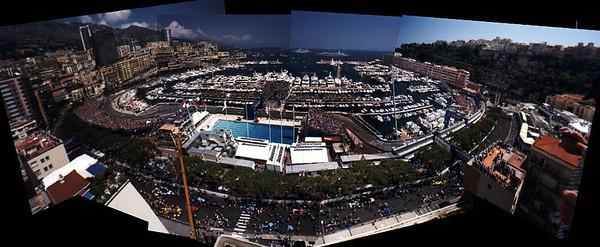 1999 Monaco F1