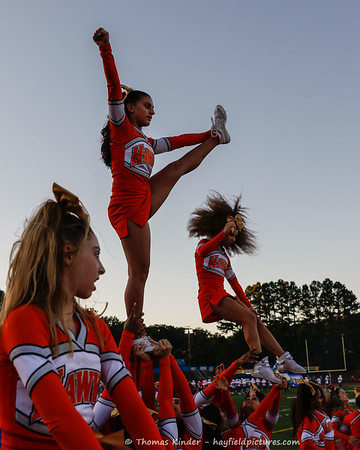 Varsity Cheer Robinson 9/28/17
