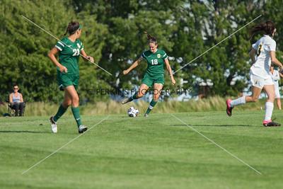 Women's Soccer vs Clarkson 9-16-16