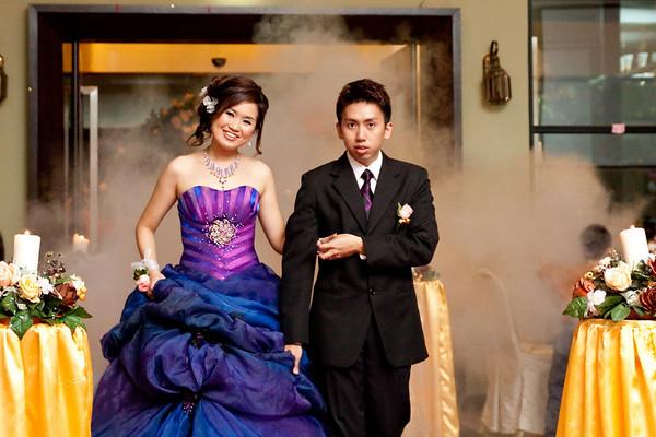 Nelson & Jennifer Wedding Banquet