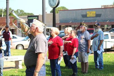 Victory Over Japan — VJ Day — observance hosted by VFW Post 8904, Post Auxiliary