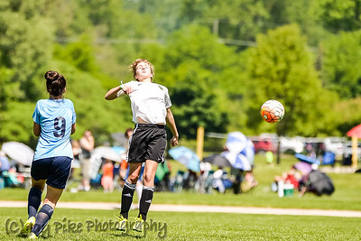 May 27, 2018 - PSC - Michigan Soccer Classic - Game 3