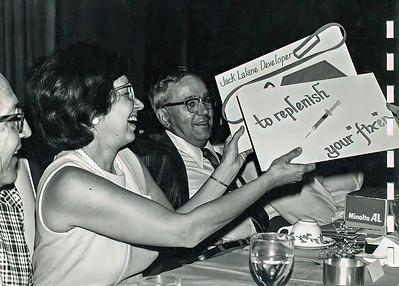 1974 8th Annual Banquet