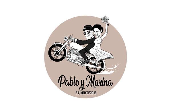 Marina & Pablo - 24 mayo 2019