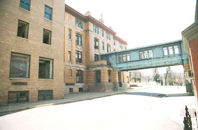 Saint Josephs Hospital Bridge