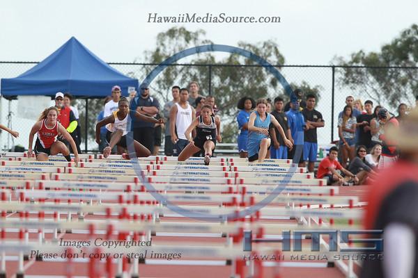 Girls State 100m High Hurdles 5-10-14
