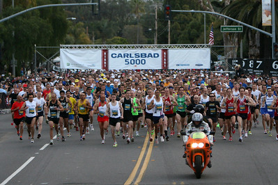 2011 Carlsbad 5000