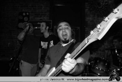 North East Records night with The Booze Hounds - Mutiny - Henchmen 21 - The ID - at Old Town Pub - Pasadena, CA - January 21, 2011