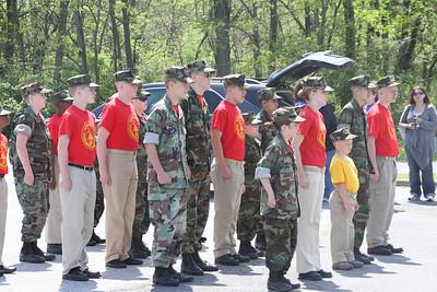 Apple Blossom Parade Shenandoah - Young Marines