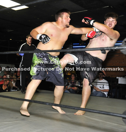 Extreem fighting, Bench Warmer Huntsville AL