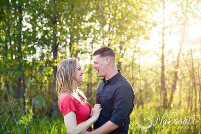 Lauren & Paul {engagement session}