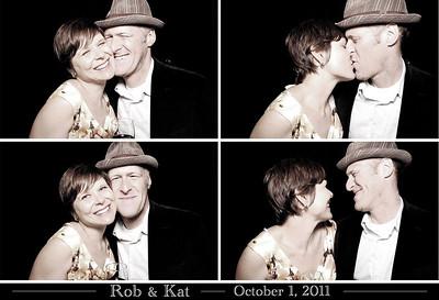 SF 2011-10-01 Rob & Kat