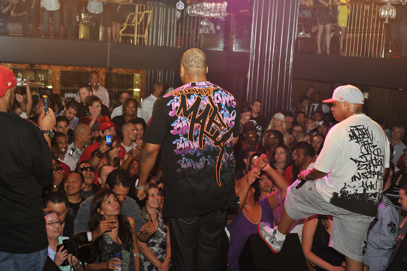 """High quality photo gallery of Busta Rhymes Concert in Body English Nightclub at Hard Rock Casino in Las Vegas Nevada. ISVodka was sponsor and hosted open bar for 2 hours with ISVodka shots and ISVodka martinis. Find more pictures for download at www.ISVodkaPhotos.comHigh quality photographs free download for personal use only with photo credit of """"Mark Bowers, Courtesy of ISVodka."""""""