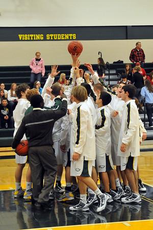 Boys Varsity Basketball - DCG 2010