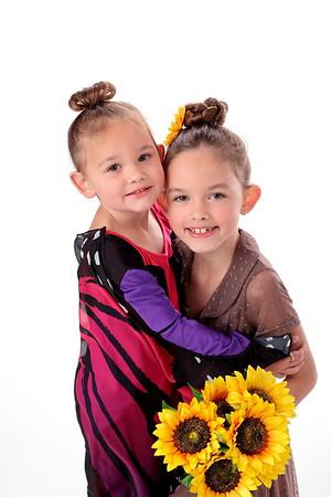 Mikaela and Riley C.