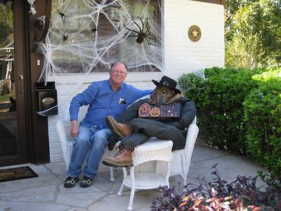 2011 Halloween in Bastrop