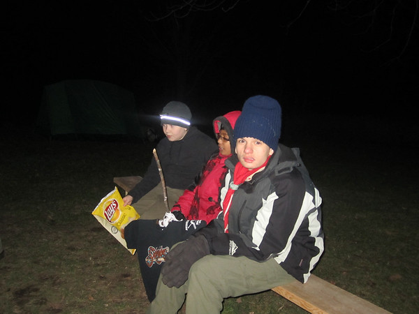 201111 1st Year Scout Outing