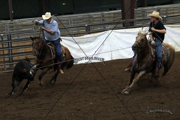 County Roping Short Go