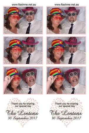Michelle & Darren's Wedding - 30 September 2017