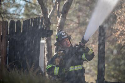 Uravan House Fire