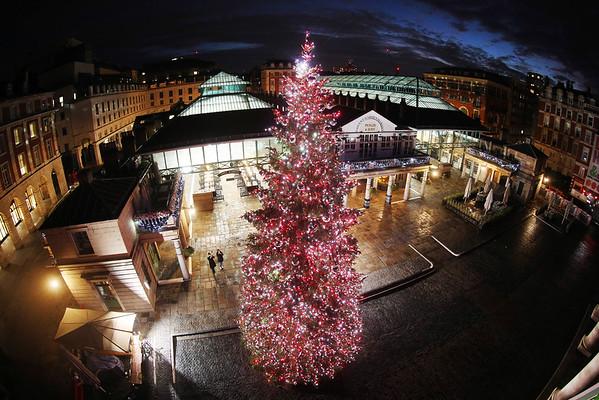 9/11/20 - Covent Garden Christmas tree