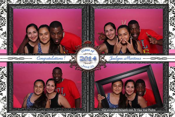 Jaelynn's Grad Party