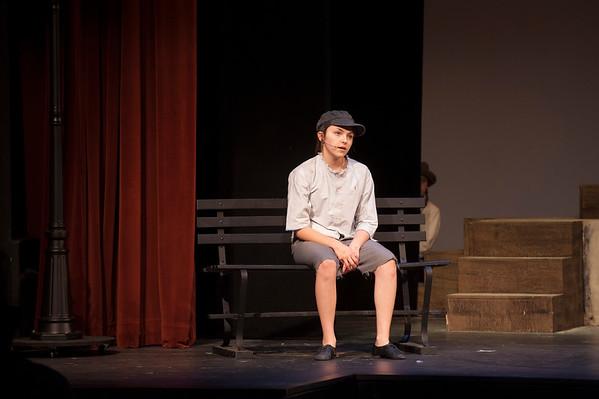 MS Musical 'Oliver' Spring 2015
